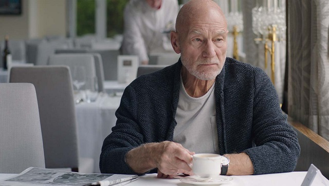 Coda movie review Patrick Stewart Katie Holmes sincere performances make this MayDecember a winner
