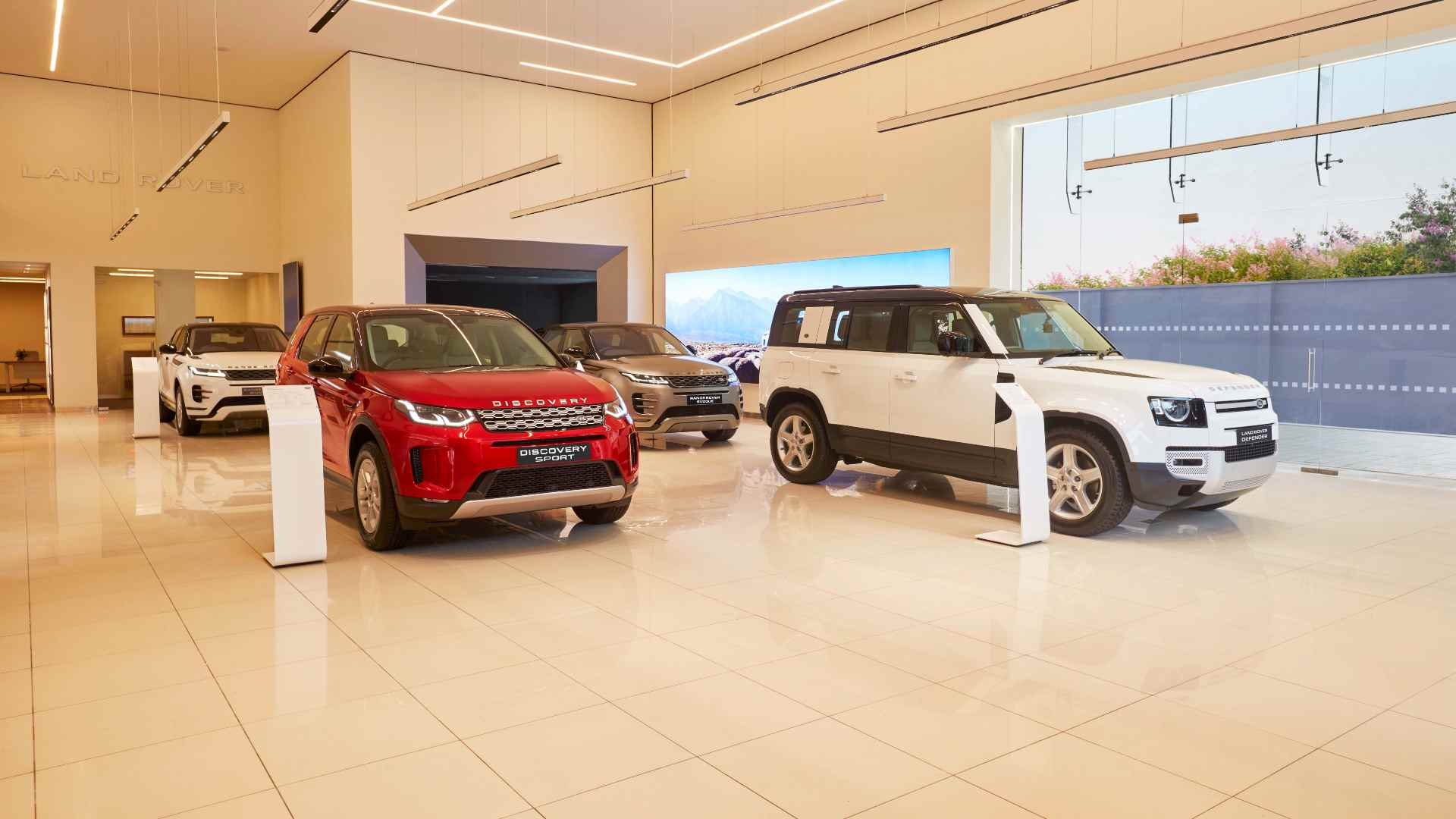 Jaguar Land Rover India lines up 10 model launches and portfolio updates for FY22