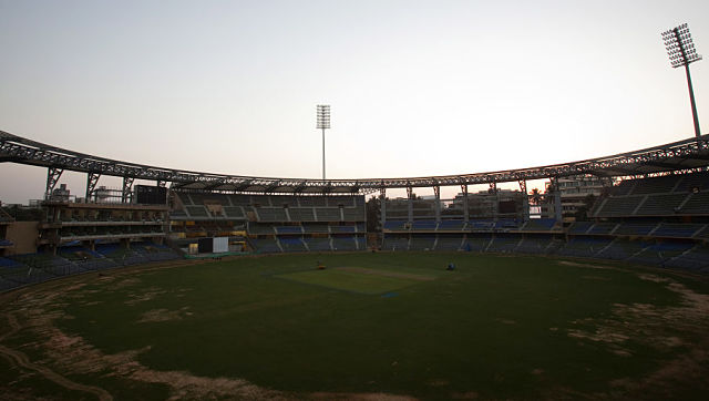 File image of Wankhede Stadium. Reuters