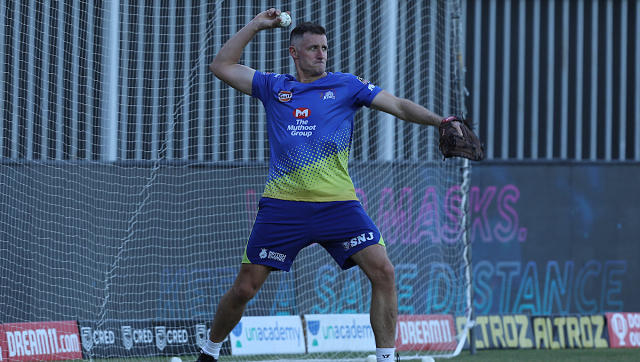 Hussey and Balaji were among the prominent non-playing staff to test positive when the IPL was indefinitely suspended. Sportzpics