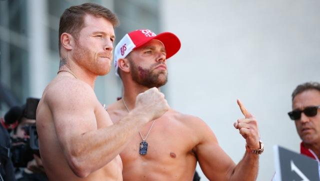 Canelo Alvarez vs Billy Joe Saunders preview Poundforpound king enters unification bout as firm favourite