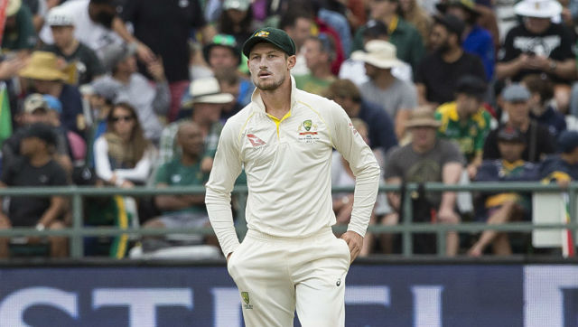 Bancroft, who had the sandpaper in his possession, was suspended for nine months for his role in the ball tampering plot during the Cape Town Test. AP