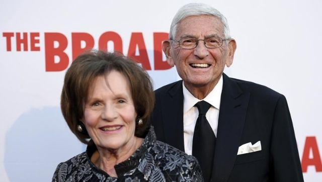 Eli Broad billionaire philanthropist who shaped LA art scene dies at 87