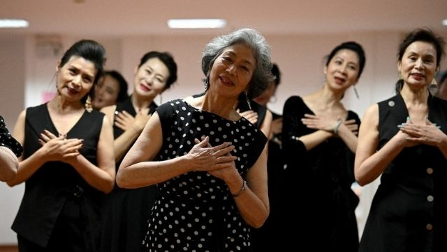 How Chinas elderly influencers are cashing in on the internet to lead a busy lucrative life after retirement