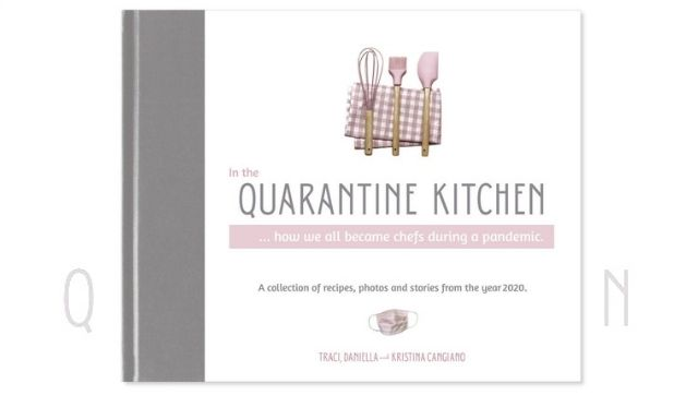 Homecooks on Facebook group come together to publish book with recipes shared during lockdown