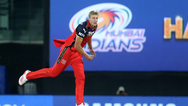 Kyle Jamieson plays for RCB in the IPL. The tournament was suspended after multiple cases of COVID-19 were found in its bio-bubble. Sportzpics