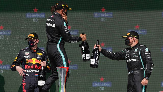 Formula 1 2021 Hamilton wins from P2 Verstappen errs again other talking points from Portuguese GP