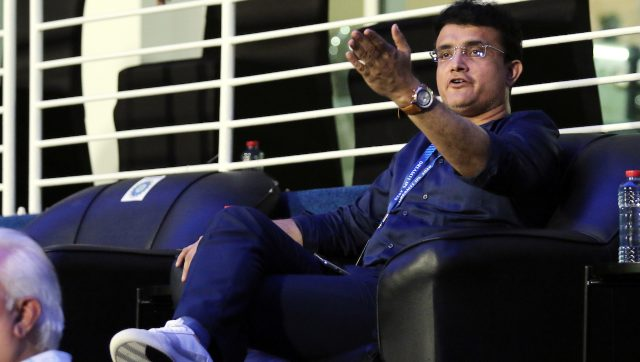 Sourav Ganguly said BCCI decided to host IPL 2021 in India because there were few COVID-19 cases in the country. Image: Sportzpics for BCCI