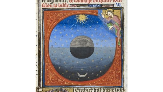 For medieval Christians understanding lunar eclipse was a complex affair A sign from God or a scientific phenomenon