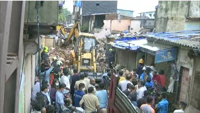 Eight kids among 11 killed in Malad building collapse one dead in Dahisar after three homes cave in