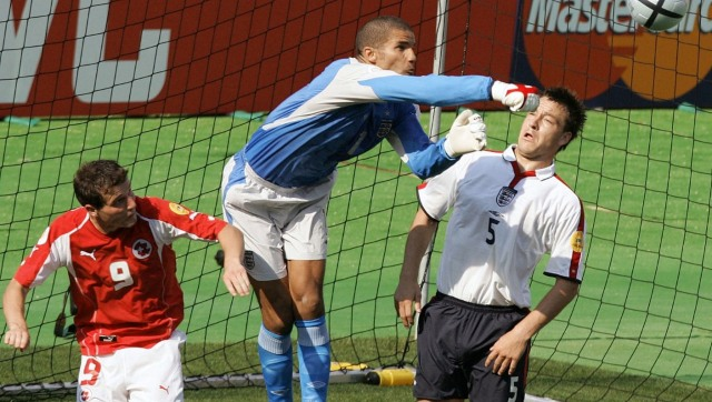 David James interview Former England goalkeeper on Euro 2020 memories of playing in 2004 edition and more