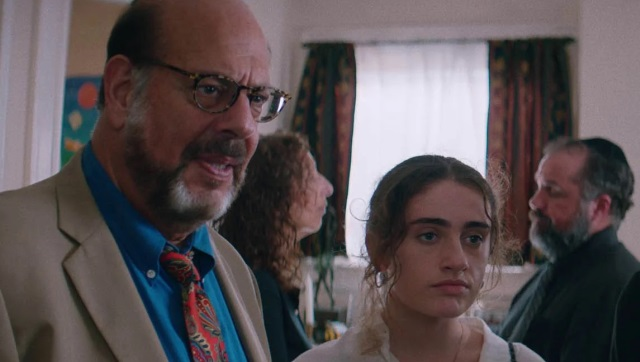 Emma Seligman discusses debut feature Shiva Baby cinema as anxiety attacks and evolution of Jewish comedy