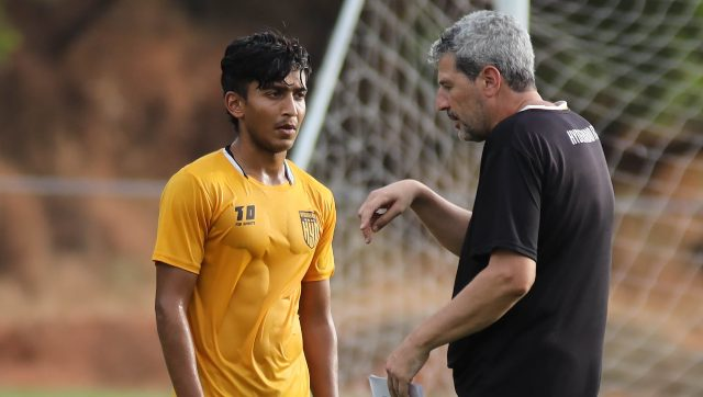 After breakout season with Hyderabad FC Hitesh Sharma aims for sustained growth