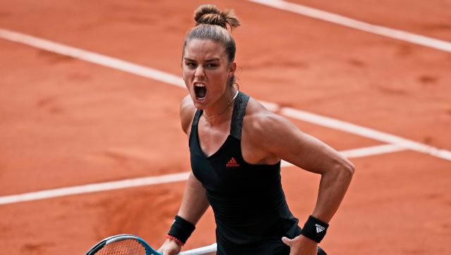 French Open 2021 Rafael Nadal set for 14th semifinal as Maria Sakkari knocks defending champion Iga Swiatek out