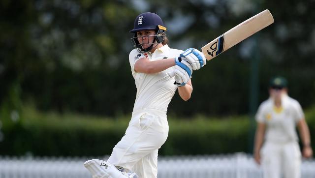 File image of England all-format vice-captain Nat Sciver. Image credit: Official Facebook page of ICC