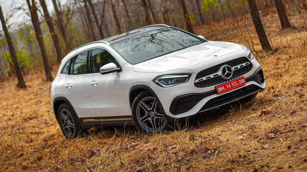 The launch of the second-gen Mercedes-Benz GLA helped bolster sales. Image: Overdrive/Anis Shaikh