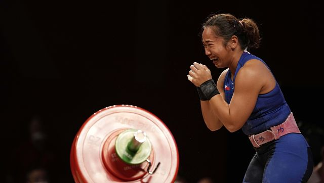 Tokyo Olympics 2020 Kuwaits 58yearold medallist to Philippines firstever gold most inspiring stories from Games