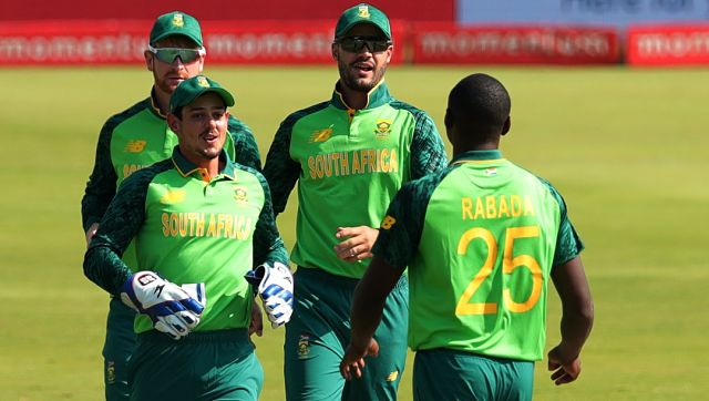 South Africa will be led by Temba Bavuma. Image courtesy: Twitter/@OfficialCSA
