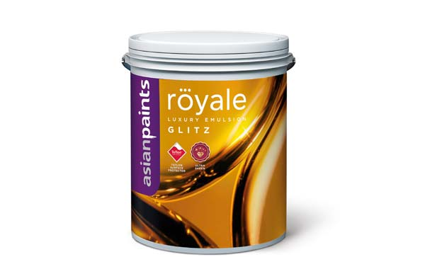 With IndiaInspired Shades And A Host Of Features Asian Paints Royale Glitz Luxury Paint Is Designed To StealYourSpotlight