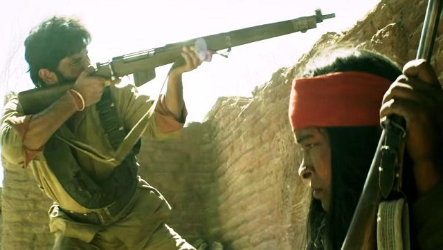 The world of Sonchiriya Arid claustrophobic ravines hold a mirror to a land of anarchy injustice and inequities