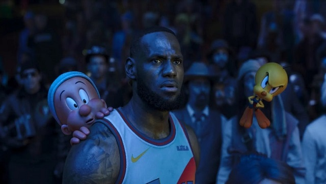 Malcolm Lee discusses landing Space Jam directing LeBron James and learning basketball from cousin Spike Lee