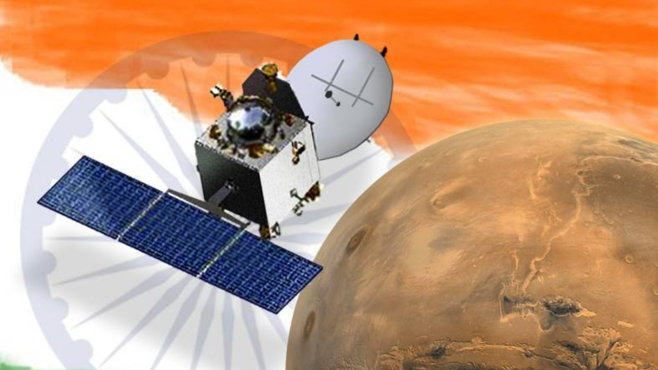 ISROs Mars orbiter was made for mission life of six months completed seven years in orbit this month