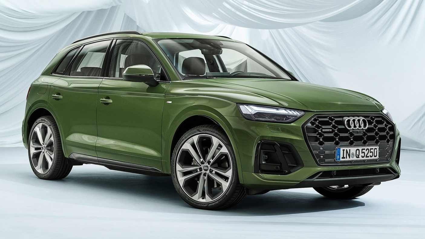 The Audi Q5 facelift will return to the Indian market after a gap of a year and a half. Image: Audi