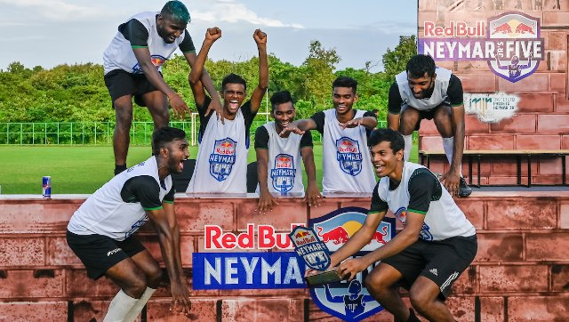 Red Bull Neymar Jrs Five Tournament Kalina Rangers crowned national champions will represent India at World Finals