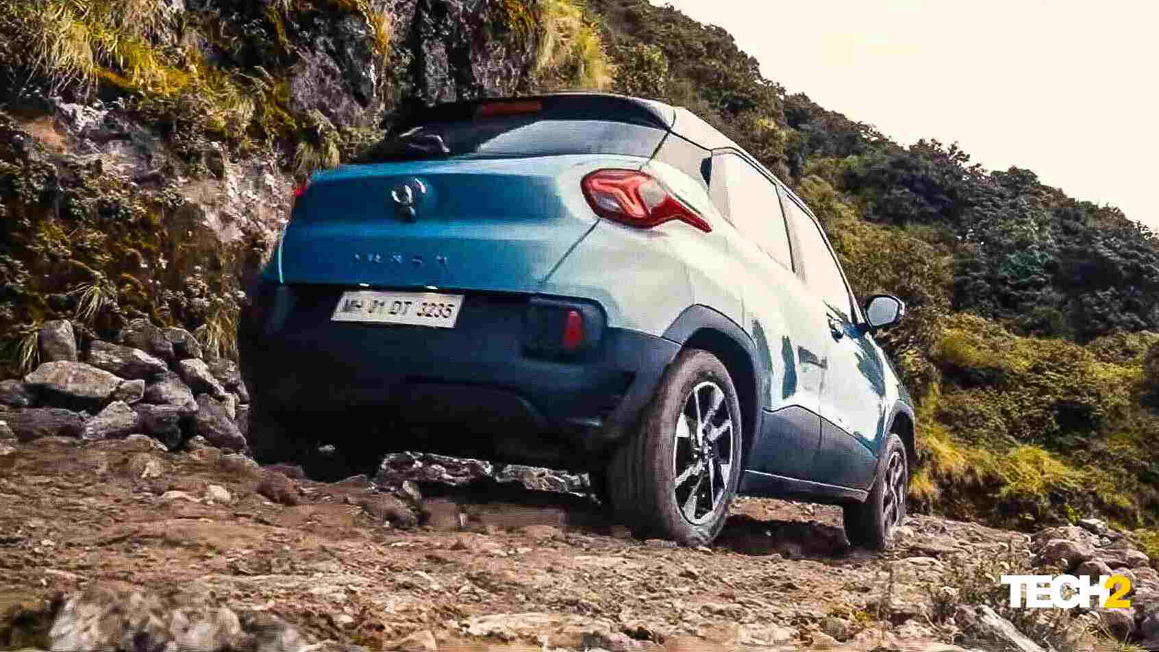 Tata expects the Punch to find plenty of takers in remote parts of the country with less than ideal road conditions. Image: Tata Motors