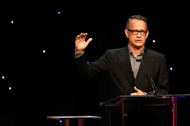 Tom Hanks created the No.1 app on Apple iTunes store. Here's what it does