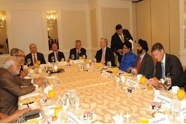Modi vows to clean up the past: Takeaways from breakfast meet with CEOs