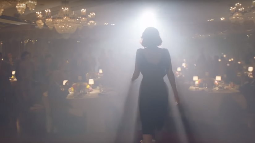 The Marvelous Mrs Maisel season 2 trailer Rachel Brosnahan aims for new heights in Amazon Prime show