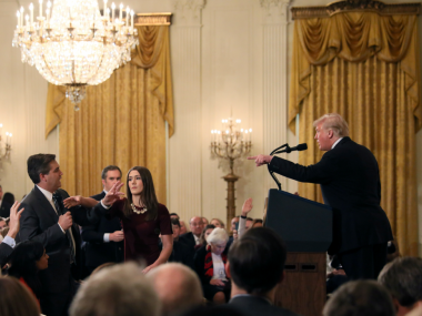 White House restores full press credentials of CNN reporter Jim Acosta news channel withdraws lawsuit