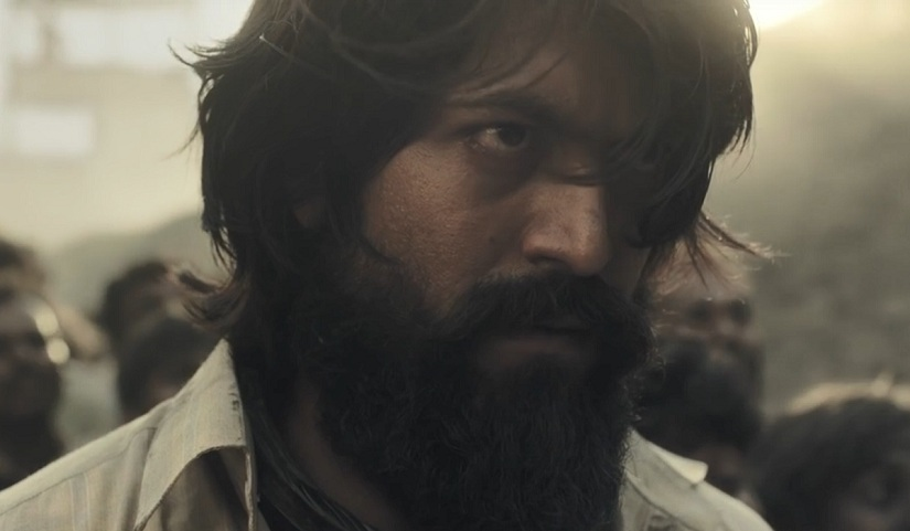 KGF Zero box office collection Hindi version of Yashstarrer makes Rs 2445 cr SRK film falls short of 100 cr