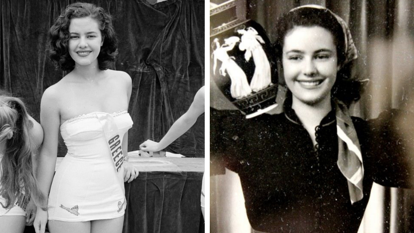 First Miss Universe runnerup from Greece Daisy Mavraki passes away aged 83