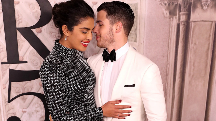 Priyanka Chopra on Nick Jonas The guy turned me into such a girl If I could blush Id be tomato red right now