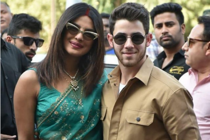 Priyanka Chopra Nick Jonas Delhi wedding reception Dwayne Johnson Sonali Bendre may attend