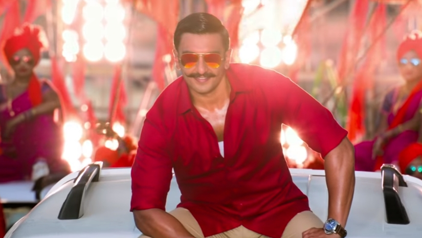 Simmba box office collection Day 2 Ranveer Singh Sara Ali Khan film earns Rs 233 cr totaling to Rs 44 cr