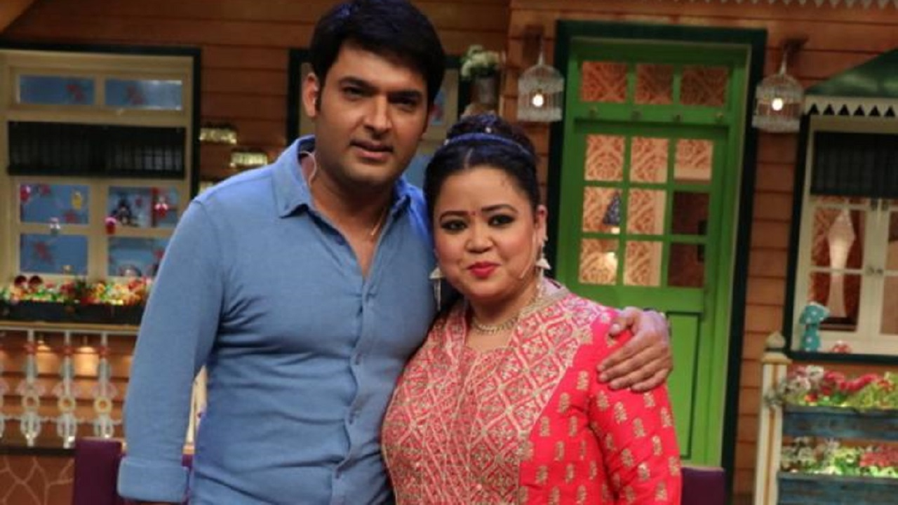 Bharti Singh on reuniting with Kapil Sharma Waited for nine months though I started getting offers from other shows