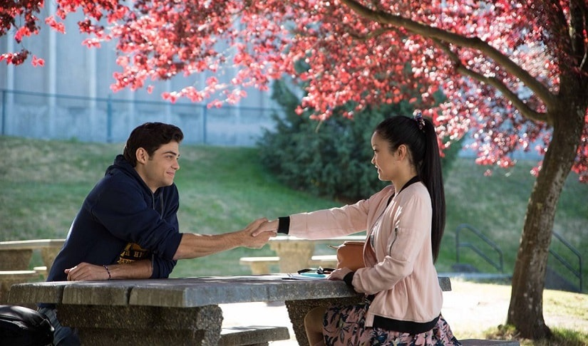 To All The Boys Ive Loved Before Book Club Crazy Rich Asians 2018 saw a return of the romcom