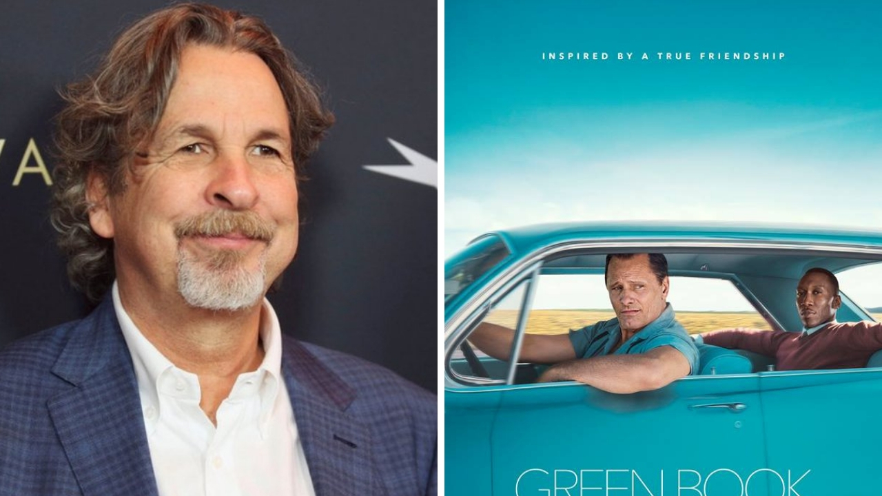 Green Book director Peter Farrelly issues apology over past flashing incidents Makes me cringe now