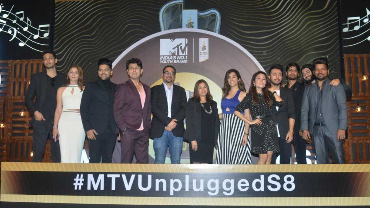 MTV Unplugged returns for season 8 on Republic Day will feature Sonu Nigam Diljit Dosanjh Jonita Gandhi