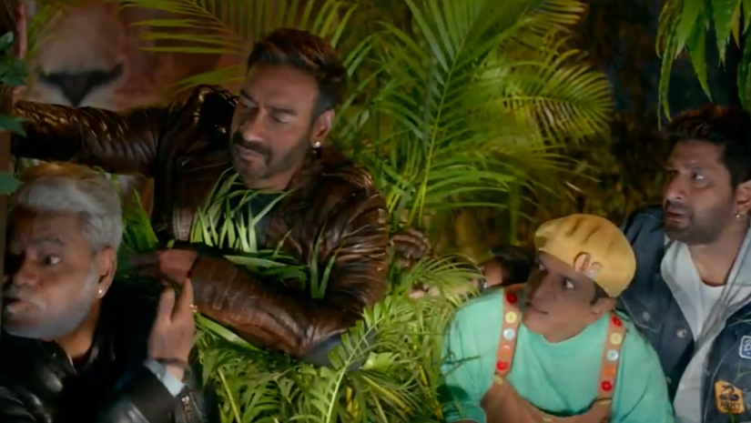 Total Dhamaal box office collection Ajay Devgns adventure comedy crosses Rs 60 cr on Day 3