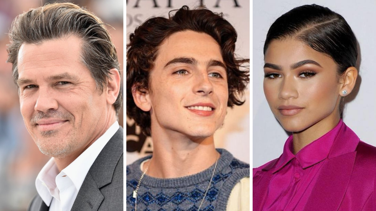 Josh Brolin joins Timothe Chalamet Rebecca Ferguson Zendaya in Denis Villeneuves Dune