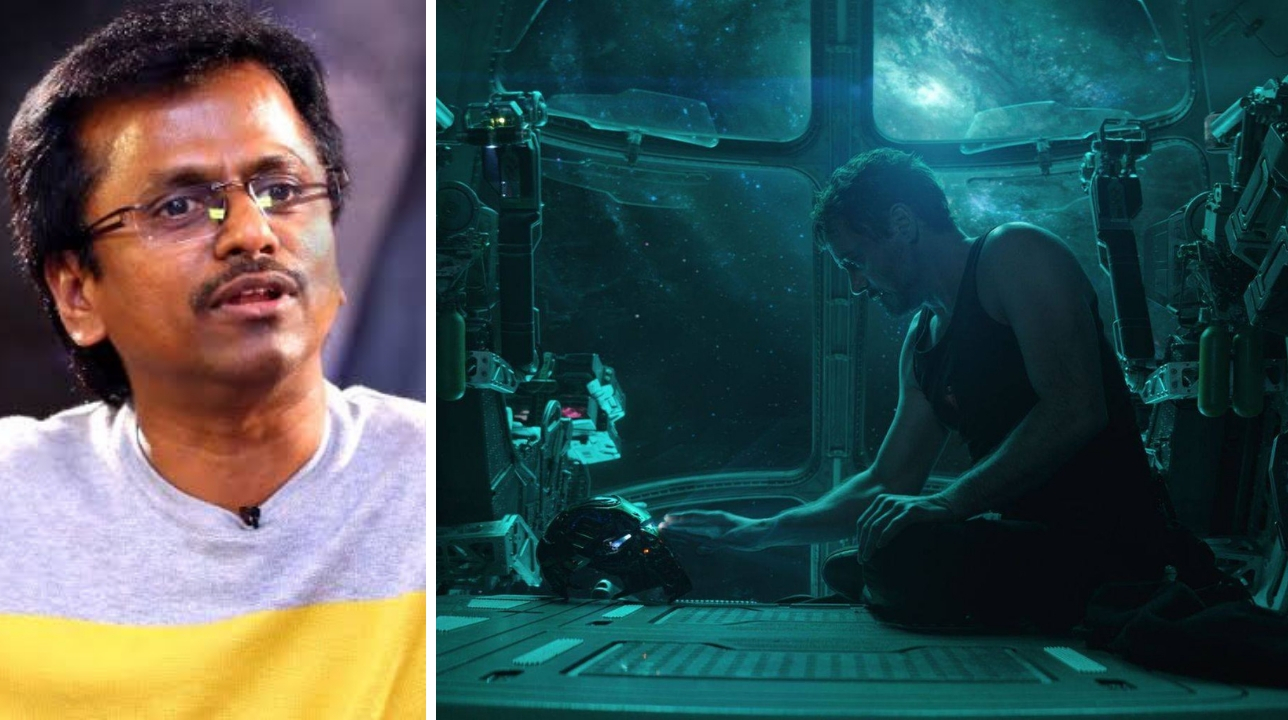 Avengers Endgame  AR Murugadoss roped in to pen dialogues for Tamil version of upcoming Marvel blockbuster