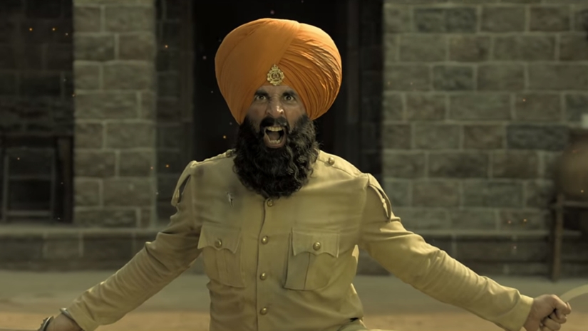 Kesari box office collection Akshay Kumars film is 2019s biggest domestic opener earns Rs 2150 cr on Day 1