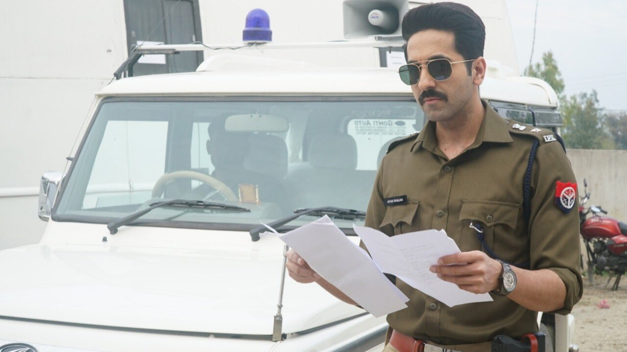 Article 15 movie review Ayushmann Khurranas restraint fits this overwhelming gutsy take on Dalit abuse