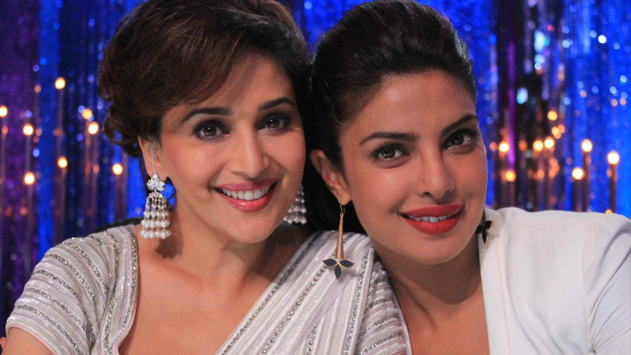 Madhuri Dixit on her Priyanka Chopraproduced sitcom TV is difficult to crack were still waiting for confirmation