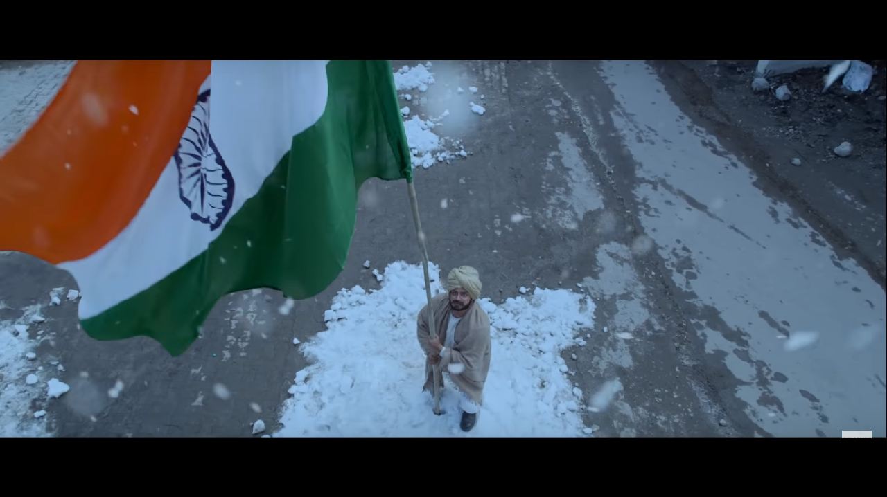 PM Narendra Modi trailer Vivek Oberois film charts Modis journey from his youth to Indias premier