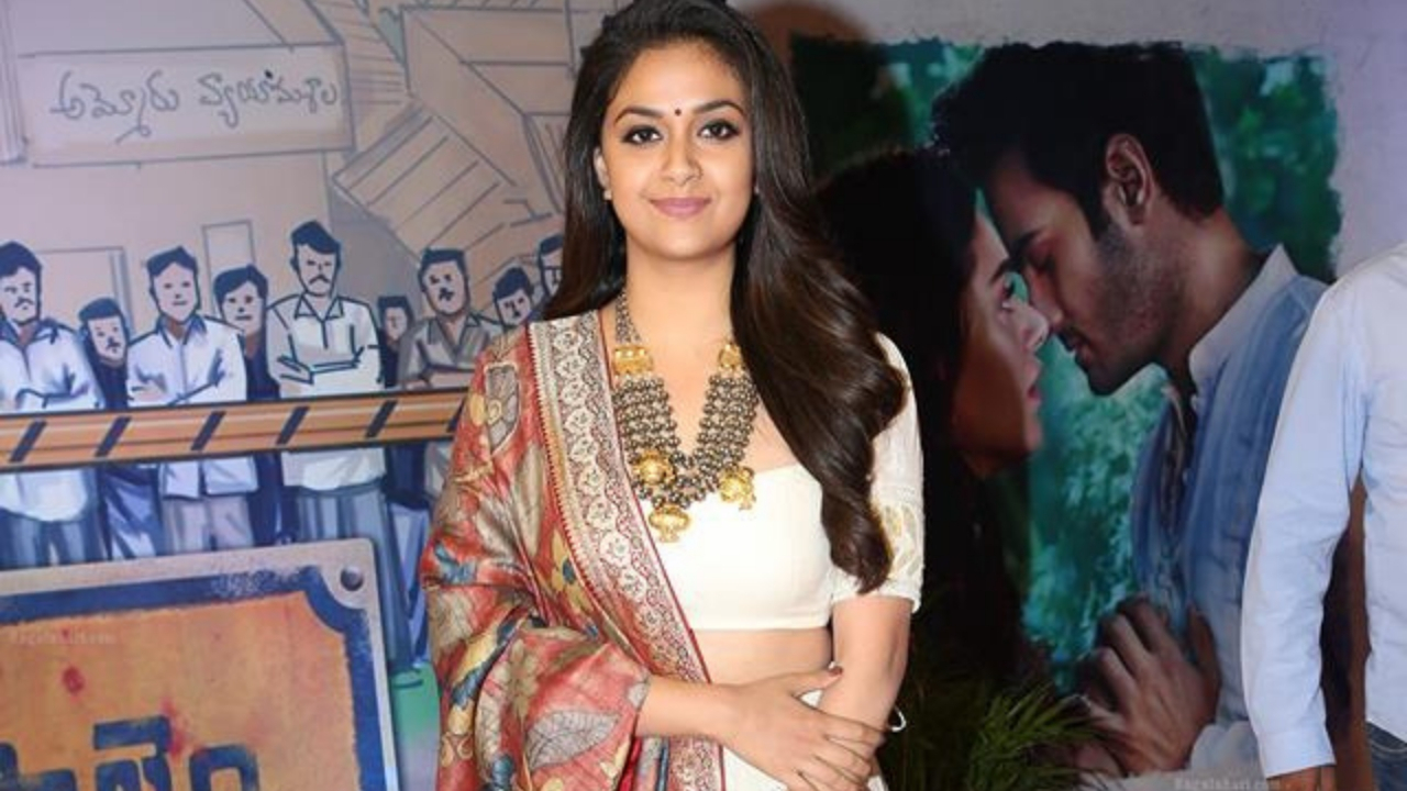 Keerthy Suresh focuses on contentdriven projects signs four promising scripts following success of Mahanti